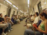 Lecturi Urbane la metrou
