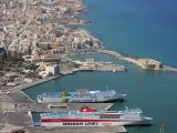 Vacanta la mare la Heraklion, capitala insulei Creta