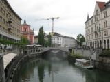 Ljubljana, o metropola cocheta de weekend