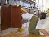 Cum sa cureti mobila de bucatarie