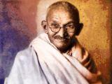 Doua lamele cu picaturi din sangele lui Gandhi vor fi scoase la licitatie