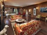 Case de vedete: Vila primitoare a actritei Drew Barrymore