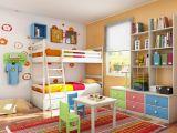 Camera copiilor este prea mica? 4 idei de amenajare pentru a castiga spatiu