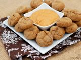 Appetizer healthy to Day  : Child creamy paste of hazelnut with ginger