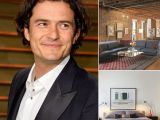 Case de vedete: Asa arata apartamentul de burlac al lui Orlando Bloom!