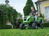 VIKING inlocuieste gamele de varf la tractorasele de tuns iarba