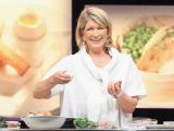 Famous: chefs Martha Stewart te learning to make t with the and lemon meringue, a dessert end of week perfect