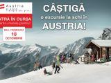 Iarna asta, fii primul pe partie in Austria