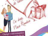 De Ziua Indragostitilor, premii pentru cei care se iubesc, la mall