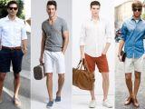 Shortul, pantalonul casual pentru zile toride