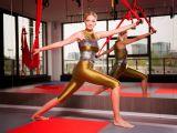 Exercitiile care o ajuta pe Valentina Pelinel sa nasca natural