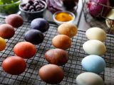 Cum sa vopsesti ouale de Paste in culori naturale