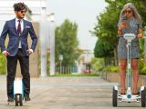AirMotion aduce in Romania vehicule electrice marca Airwheel