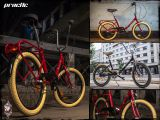 Bicicleta pliabila, solutia ideala in jungle urbana