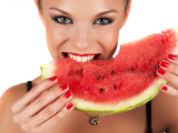 Diet with the melon red Escape the rapid 3 kg 5 in just  ! days