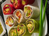 Mexican sushi  , a recipe exotic on   worth to a try