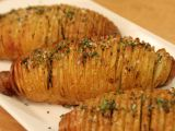 Potatoes delicious with  , butter  ! oven Your mouth melt in  !