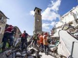 Inca un roman gasit mort intre ruinele din Italia. Numarul disparutilor: 14