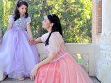 Ce i-a interzis Andreea Marin fiicei sale, Violeta