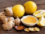 Cel mai puternic remediu impotriva racelii: ghimbir cu lamaie si miere. Cum il prepari