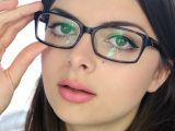 Cum sa te machiezi daca porti ochelari! 7 trucuri utile