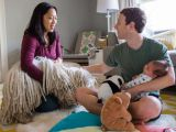 Cainele lui Mark Zuckerberg, rasfatat la implinirea a 6 ani! Ce cadou inedit a primit