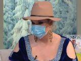 Oana Lis, prima oara in public dupa 10 zile de internare in spital