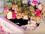 Cum sa creezi un aranjament floral surpriza pentru cei dragi VIDEO