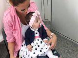 Bianca Dragusanu, conditii pentru preoti la botezul fiicei sale