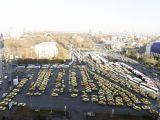 Proteste in Capitala! Transportatorii ies cu 6.000 de masini in fata Guvernului