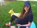 Lavinia Parva, prima reactie despre sarcina