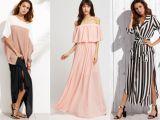 6 rochii maxi potrivite pentru orice silueta