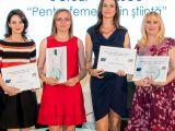 Burse de cercetare pentru femeile din stiinta