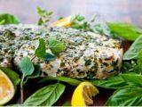 Chef Liviu Balint: Bibani de mare in crusta de ierburi aromate