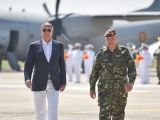 Tinuta cu care Iohannis a dat pe spate Romania. Ce aparitie de senzatie!