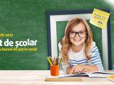Prima zi de scoala, sarbatorita cu un portret de scolar! Sedinte foto profesionale gratuite pentru copii