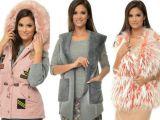 Larysa.ro - Piese vestimentare de sezon: veste de dama