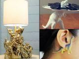 10 idei geniale pentru decorul casei, cu ajutorul jucariilor vechi VIDEO