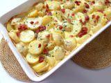 Cea mai buna reteta de cartofi: cartofi carbonara!