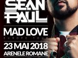 Sean Paul vine in Romania! Cat costa biletele la concertul artistului
