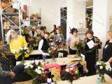 Ani Chira, trainer de design floral