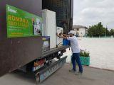 """Campania """"Romania Recicleaza"""" - un succes in Harsova"""