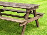 Cum protejezi mobilierul din lemn daca il pui in gradina