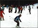 Ana Maria Gheorghe si-a rupt piciorul la schi