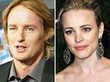 Owen Wilson si Rachel McAdams - un nou cuplu la Hollywood