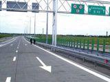 Benzinariile de pe Autostrada Soarelui nu vor fi gata nici la vara