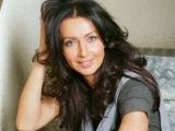 Mihaela Radulescu a dansat desculta la botez