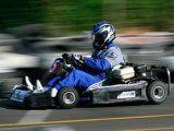 Adrenalina la maxim pe pista de karting