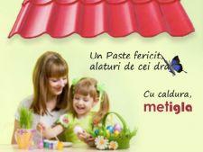 Trimite felicitari de Paste si castiga premii fabuloase!