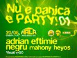 NU E PANICA E PARTY
